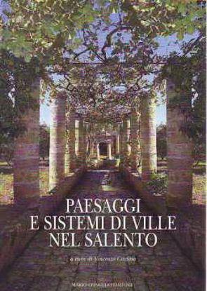 Immagine di Paesaggi e sistemi di ville nel Salento (cofanetto)
