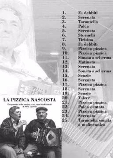 Immagine di La Pizzica Nascosta + CD L'organetto nella musica e nei canti di Villa Castelli