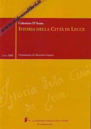 Immagine di Istoria della città di Lecce