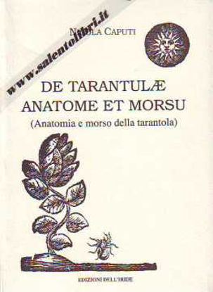 Immagine di De Tarantulae Anatome et Morsu - Anatomia e morso della tarantola