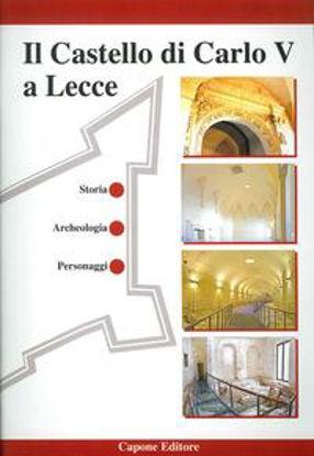 Immagine di Il Castello di Carlo V a Lecce.