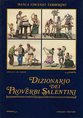 Immagine di Dizionario dei Proverbi Salentini