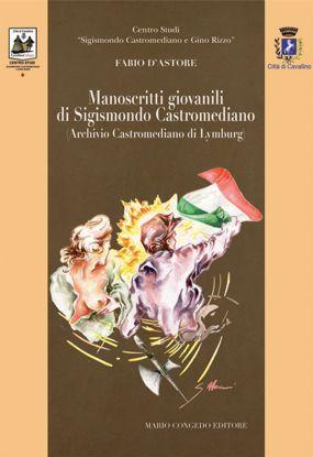 Immagine di MANOSCRITTI GIOVANILI DI SIGISMONDO CASTROMEDIANO (ARCHIVIO CASTROMEDIANO DI LYMBURG)
