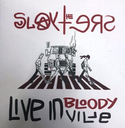 Immagine di LIVE IN BLOODY VILLE (FUMETTO)
