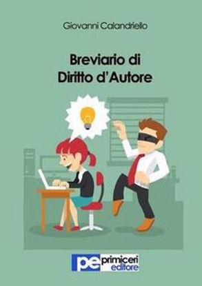Immagine di Breviario di diritto d'autore