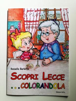 Immagine di SCOPRI LECCE...COLORANDOLA