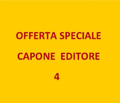 Immagine di OFFERTA CAPONE 4
