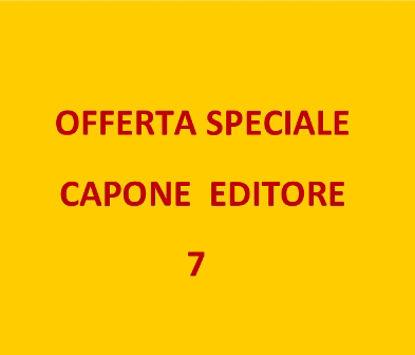 Immagine di OFFERTA CAPONE 7