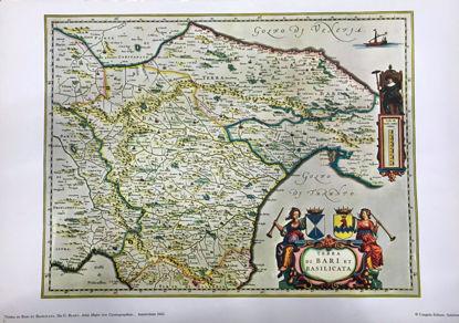 Immagine di TERRA DI BARI E BASILICATA (1662)