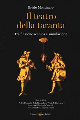 Immagine di TEATRO DELLA TARANTA. TRA FINZIONE SCENICA E SIMULAZIONE (IL)