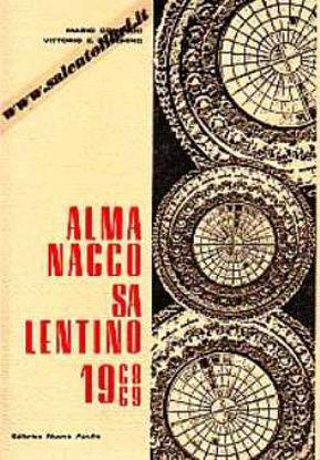 Immagine di Almanacco Salentino 1968 1969
