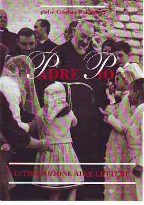 Immagine di Padre Pio. Introduzione alle lettere