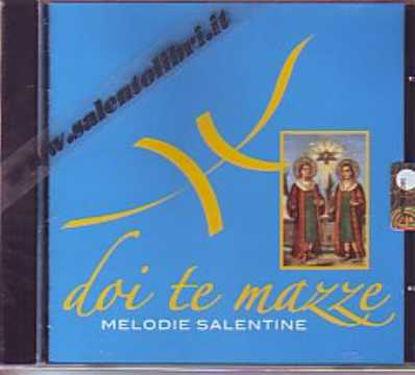 Immagine di Doi te mazze - Melodie salentine