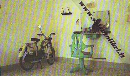 Immagine di CARTOLINA 10 X 17 ACAJA - BARBIERE (LE)