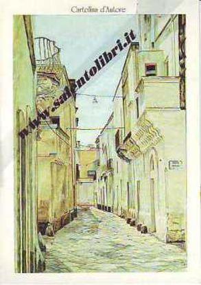Immagine di CARTOLINA 12 X 17 QUADRO - SALVE - CORTE ORSINI