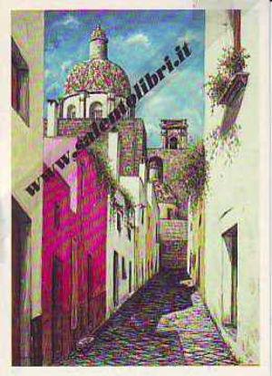 Immagine di CARTOLINA 11 X 16 QUADRO G. SCANDEREBECH - VICOLO DI TAURISANO
