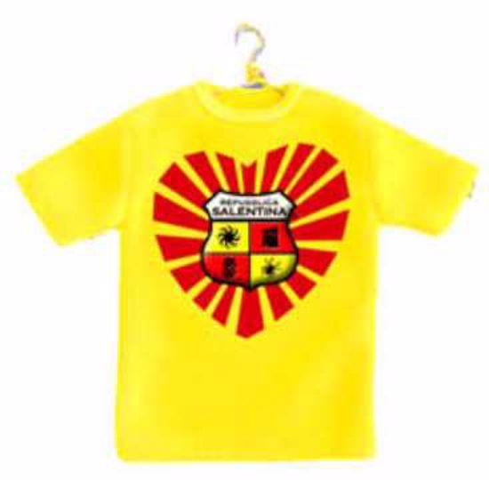 Immagine di Mini t-shirt con ventosa