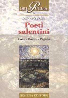 Immagine di Poeti Salentini. Comi Bodini Pagano