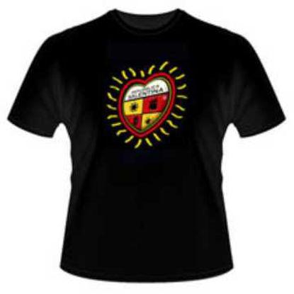 """Immagine di T-Shirt modello """"Sule"""" Repubblica Salentina (Unisex e Donna)"""