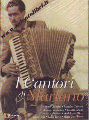 Immagine di I cantori di Martano. Con CD Audio