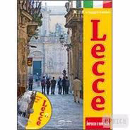 Immagine di Lecce. Barocco e non solo. Guida turistica + DVD