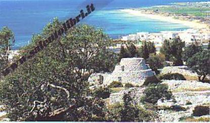 Immagine di CARTOLINA 10 X 17 TORRE VADO - PESCOLUSE
