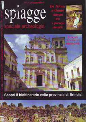 Immagine di Spiagge Rivista Speciale Archeologia + poster Mesagne