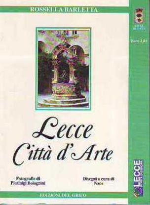 Immagine di Lecce città d'arte