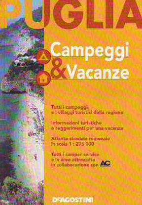 Immagine di PUGLIA. CAMPEGGI & VACANZE