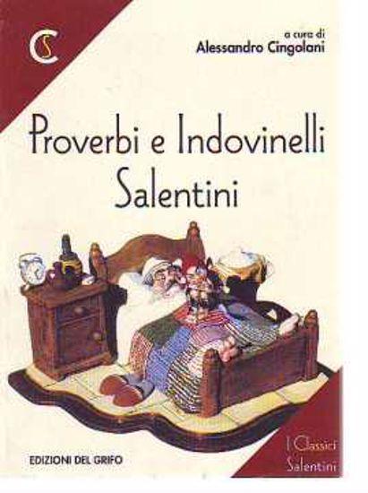 Immagine di Proverbi e indovinelli salentini