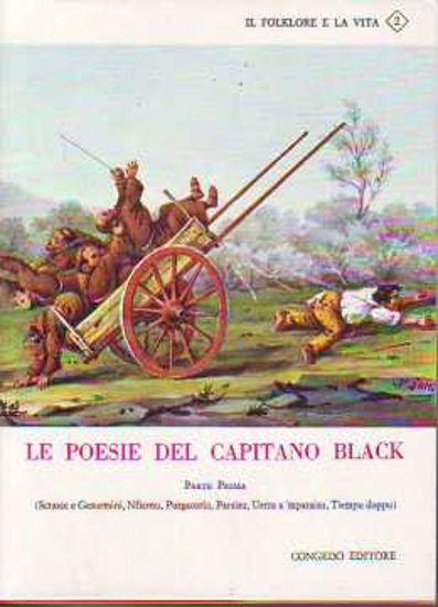 Immagine di Le Poesie del Capitano Black (2 volumi)