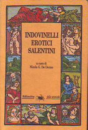 Immagine di Indovinelli erotici salentini