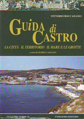Immagine di Guida di Castro - La città , il territorio , il mare , le grotte