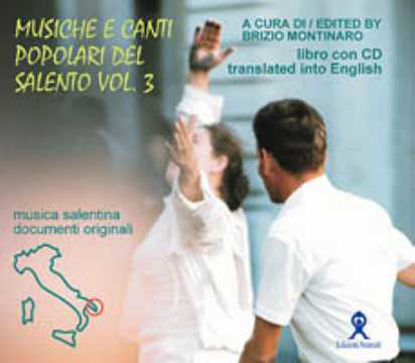 Immagine di Musiche e canti popolari del salento 3°