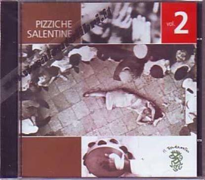 Immagine di Pizziche salentine 2° (cd)