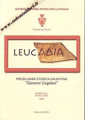 Immagine di Leucadia Miscellanea storica salentina 2009