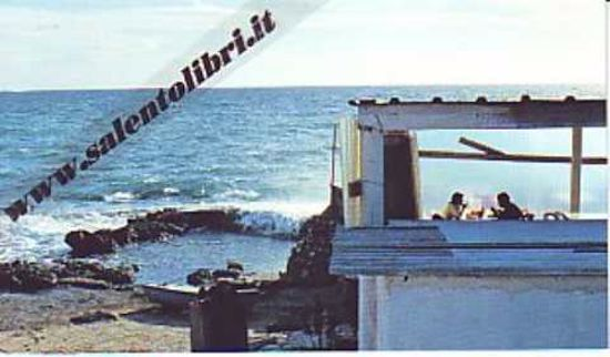 Immagine di CARTOLINA 10 X 17 LIDO CONCHIGLIE - MARINA DI SANNICOLA