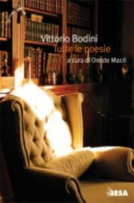 Immagine di Tutte le poesie (Vittorio Bodini)