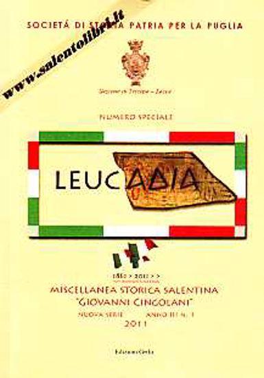 Immagine di Leucadia. Miscellanea storica salentina 2011