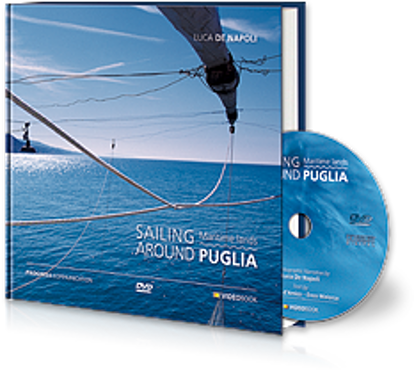 Immagine di Maritime Lands, sailing around Puglia + Dvd