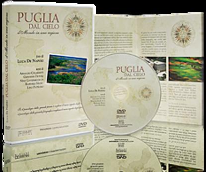 Immagine di Puglia dal cielo, il Mondo in una regione DVD