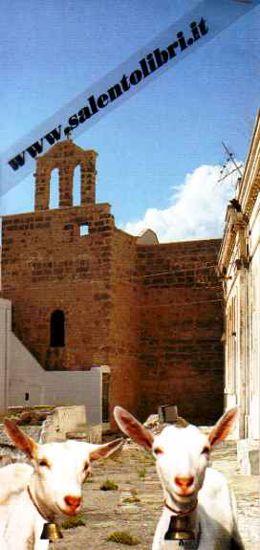 Immagine di Casarano. Santa Maria della Croce. Cartolina Progetto d'arte contemporanea INITINERE
