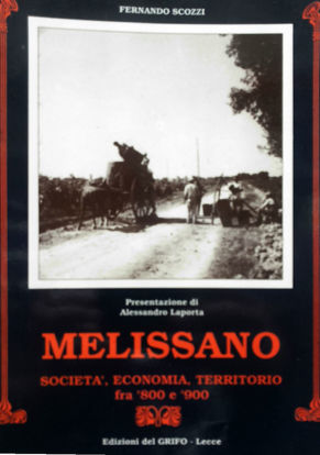 Immagine di Melissano. Società Economia e Territorio fra 800 e 900