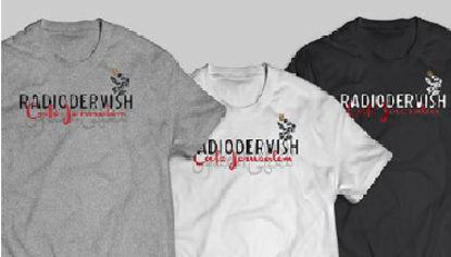 Immagine di T - shirt Cafè Jerusalem Radiodervish (maschile)