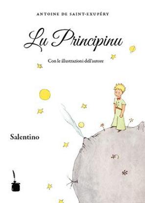 Immagine di Lu Principinu (Il piccolo principe) in dialetto salentino