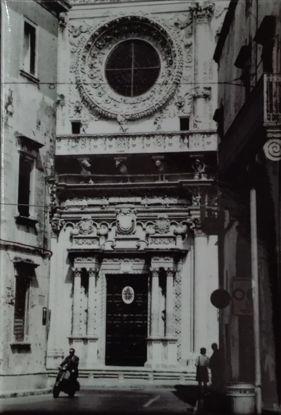 Immagine di Chiesa di Santa Croce (Lecce) - Magnete