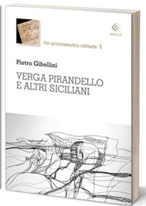Immagine di VERGA PIRANDELLO E ALTRI SICILIANI