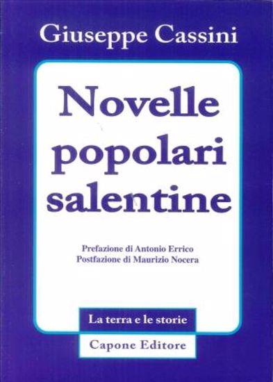 Immagine di NOVELLE POPOLARI SALENTINE