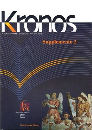 Immagine di KRONOS 2 (SUPPLEMENTO)