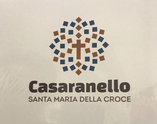 Immagine di CARTELLA CASARANELLO SANTA MARIA DELLA CROCE - 6 STAMPE DEL MOSAICO